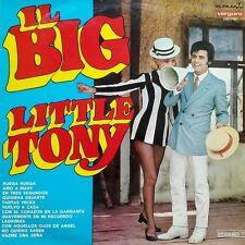 LITTLE TONY Il Big Ruega Ruega ultr@r@re Spanish 1st Pres LP Spain 1968 VERGARA