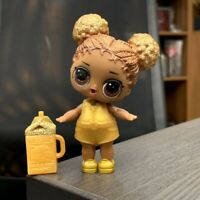 LOL SURPRISE SERIES 2 BEE QUEEN with lot accessori TOYS Bambola a sorpresa LOL
