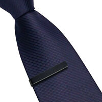 3Pcs Set Stainless Steel Tie Bar Formal Men Necktie Clip Clasp Party Jewelry
