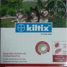 Bayer Kiltix Tick & Flea Control Dog Size L 70cm Lasts 5-6 Months Dog Collar