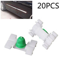 For BMW E36 E46 323 325 Auto Exterior Doors Clip Fastener Fender Trim Retainer