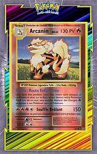 🌈Arcanin Reverse - XY12:Evolutions - 18/108 - Carte Pokemon Neuve Française