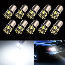 10Pcs 7014 21SMD 1157 2397 3496 SMD Auto Turn Signal Tail Lights Lamp Bulb 12V
