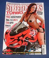 STREETFIGHTERS MAGAZINE JUNE 2007 - TURBO GSX-R THOU