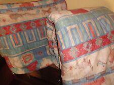 Sheftex Santa Fe Southwestern Green Clay Gold Coral (2Pc) Twin Comforter Set