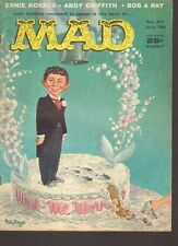 Mad #40 ~ Ernie Kovacs / Andy Griffith ~ 1958 (6.0) WH