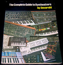1982 Complete Guide to Synthesizers Devarahi Analog ARP 2600 Avatar Moog Buchla