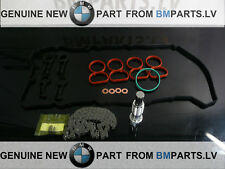 NEW GENUINE BMW E60N E90 E87 X1 E84 TIMING CHAIN GASKETS REPAIR KIT11312365578