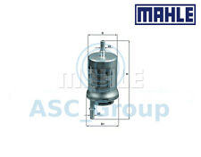 Genuine MAHLE Replacement Engine In-Line Fuel Filter KL 176/6D