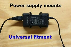 LARGE Aquarium power pack supply PSU holder mount marine pump led controller