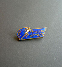 1959 USSR Lithuania Students Competition Pin Badge