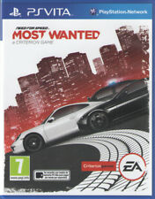 Need for Speed: Most Wanted - PlayStation Vita