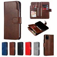 Custodia portafoglio pelle Cover per iPhone SE 2020 11 Pro XS Max XR 6s 7 8 Plus