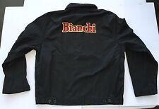Bianchi Vintage Jacket Size L - Black