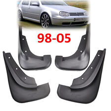 FIT FOR 98~05 VW GOLF MK4 JETTA A4 BORA MUD FLAPS SPLASH GUARDS MUDGUARD MUDFLAP