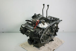 KLE 500, LE500A, Rumpfmotor, Kurbelwelle, Getriebe, crankcase, Kupplung