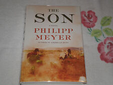 The Son by Philipp Meyer    *SIGNED*