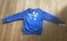 NHL New York Islander Girls Sweat Shirt With Side Pockets Size S(6/6X)