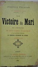 Joséphin Péladan. La Décadence latine, éthopée. VI. La Victoire du mari 1889