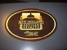 NEW HOLLAND BREWING Artisan Spirits STICKER craft beer brewery dragons milk