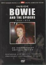 David Bowie Inside Bowie And The Spiders 1969 - 1972 DVD UK CRL1606