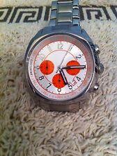 Orologio Cronografo MORELLATO in Acciaio. Usato pari al nuovo. Ottime Condizioni
