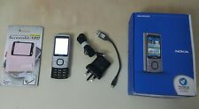 Used Nokia Slide 6700 - Raw aluminum (Unlocked) Smartphone #2#2