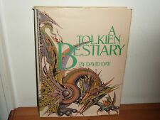 A Tolkien Bestiary - Hardback + Dust Jacket - David Day