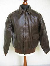 Manteaux et vestes vintage en cuir pour homme