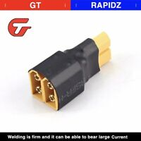 1 Pcs XT60 Parallel Adapter Converter Connector Cable Lipo Battery Harness Plug
