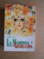 LA MADONNA DELLA GHIRLANDA vol.3 di 7 Chico Saito ed.Star Comics 2001  [G412A]