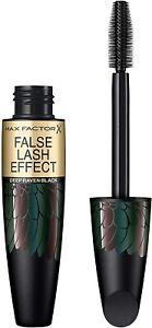 Max Factor Effet Faux Cils Mascara 13.1 ML (Profond Raven Noir)