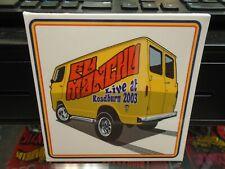 Fu Manchu Live At Roadburn 2003 CD Sealed [Stoner Rock] RSD 2019