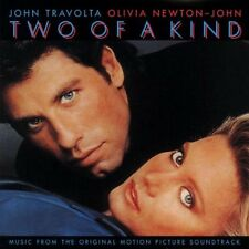 TWO OF A KIND Film Soundtrack CD, John Travolta. Olivia Newton John (Grease) NEW