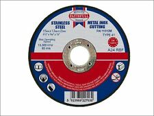 Faithfull - Cut Off Disc for Metal 115 x 1.2 x 22mm