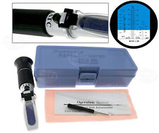 Engine Fluid Glycol Car Battery Antifreeze Refractometer Hand Tester Tools