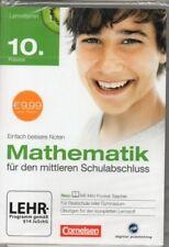Cornelsen - Lernvitamin Mathematik Klasse 10 - PC Software - Neu / OVP