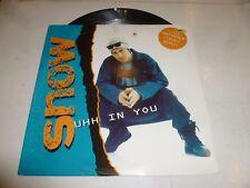 """Snow-AAH en vous-supprimé 1993 UK 3-track 12"""" vinyl single"""