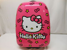 Hello Kitty Luggage Rolling Bag Travel Backpack Children Trolley 2 Wheels