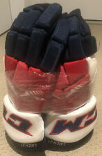 New ListingBrooks Laich Washington Capitals Game Used Pair of Ccm Hockey Gloves