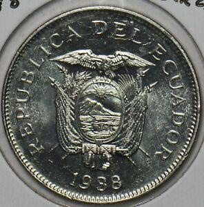 Ecuador 1988 50 Sucres 152076 combine shipping