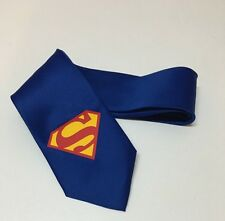 Superman Superheroe Cool Tie, New