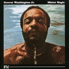 Grover Washington, Jr., Grover Washington Jr. - Mister Magic [New CD]