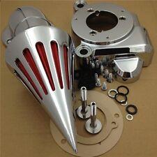 Fit For 2014 Harley Ultra Limited FLHTK Street Glide FLHX  Spike Air Cleaner Kit