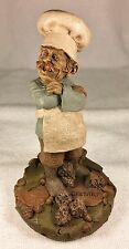 Caesar-R 1991~Tom Clark Gnome~Cairn Item #5155~Ed #64~Coa & Story are Included
