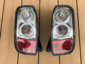 JDM 2006 Nissan March Micra K12 Rear Taillights Tail Lamp Lights OEM