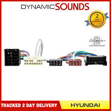 CT10HY02 T-Harness Bluetooth Handsfree SOT Lead for Hyundai
