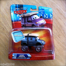 Disney PIXAR Cars LEROY TRAFFIK WITH SNOW TIRES #23 DELUXE Mattress minivan mega