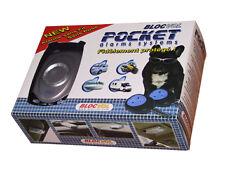 Alarme SANS FIL BLOCVOL Pocket SANS INSTALLATION Batterie autoalimentée 2Sirènes