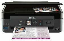 Epson Expression Home XP-340 Wireless Color Photo Printer with Scanner and Copie